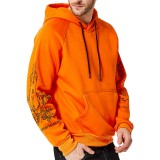 Men's Casual Hooded sweater Autumn Winter Fashion Printing Hoodies Sweatshirts