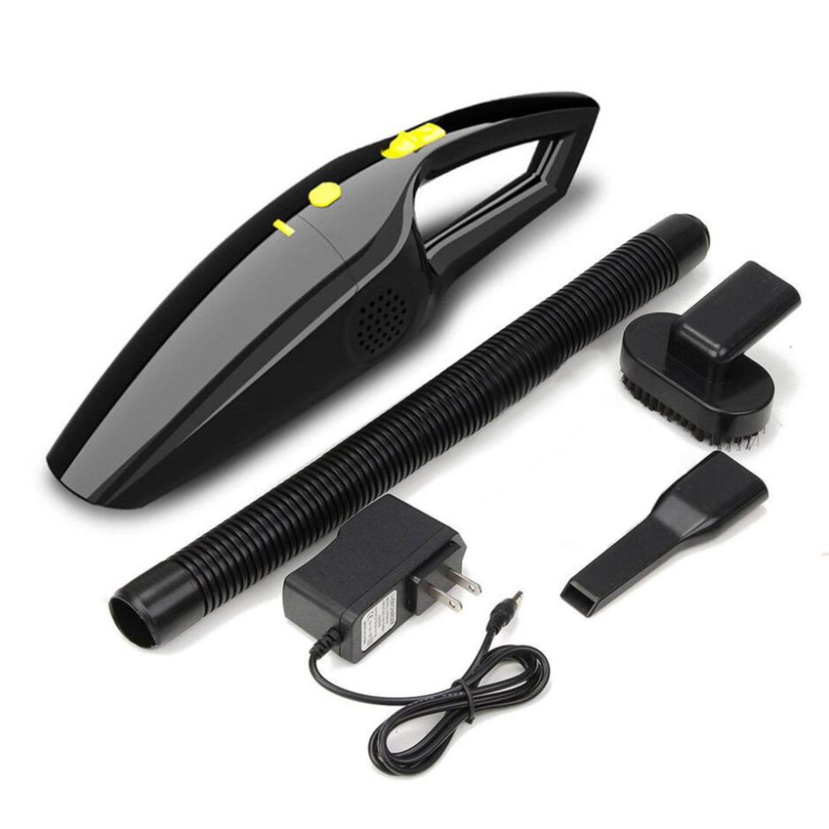 portable vacuum cleaner 12v cordless portable handheld wet. Black Bedroom Furniture Sets. Home Design Ideas