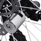 BIKIGHT Steel Alloy Bike Bicycle Disc Brake Lock Anti-theft Anti-rust Safety Motorcycle Cycling