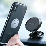 RAXFLY Strong Magnetic 360 Degree Rotation Car Dashboard Holder Mount for iPhone Xiaomi Smart Phone