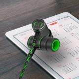 Portable 3.5mm Wired Control In-ear Earphone HIFI Stereo Noise Cancelling Sport Earbuds Earphone