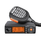 Zastone 218 Two Way Radio Dual Band VHF UHF Mobile Car Radio Transceiver 25W Mini CB Radio Station