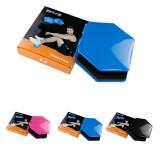 KALOAD ABS+EVA Hexagon Gliding Discs Exercise Sliding Plate Yoga Training Fitness Exercise Tools