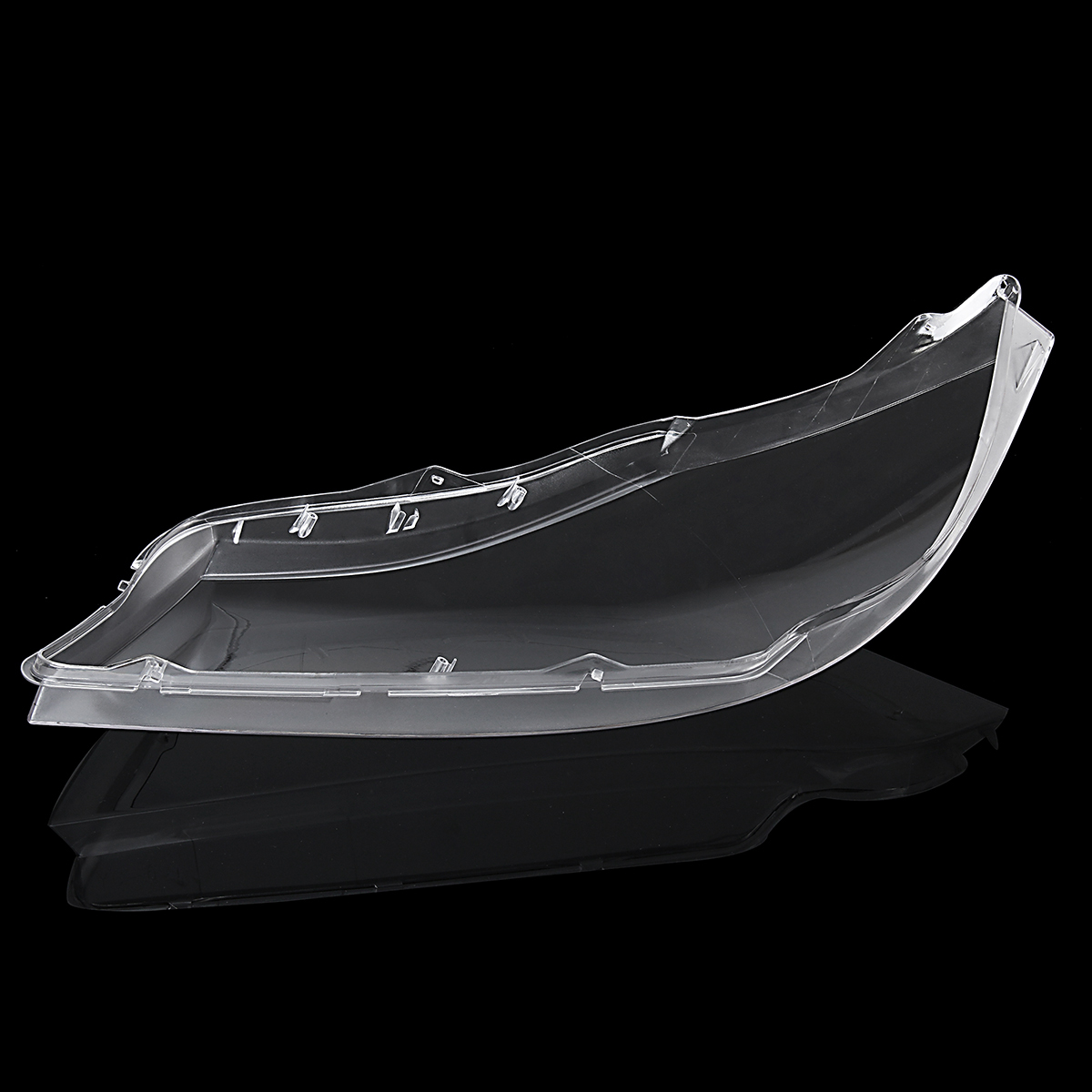 Left/Right Clear Car Headlight Lamp Lens Shell Cover for BMW 3 Series E90 2006-2012
