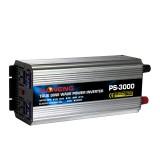 Intelligent Solar Inverter DC to AC Pure Sine Wave Power Inverter 24V/48V to 220V Home/Car/Industry