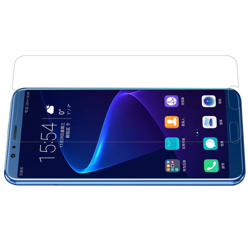 NILLKIN Matte Soft Screen Protector Film+Lens Protector For Huawei Honor V10