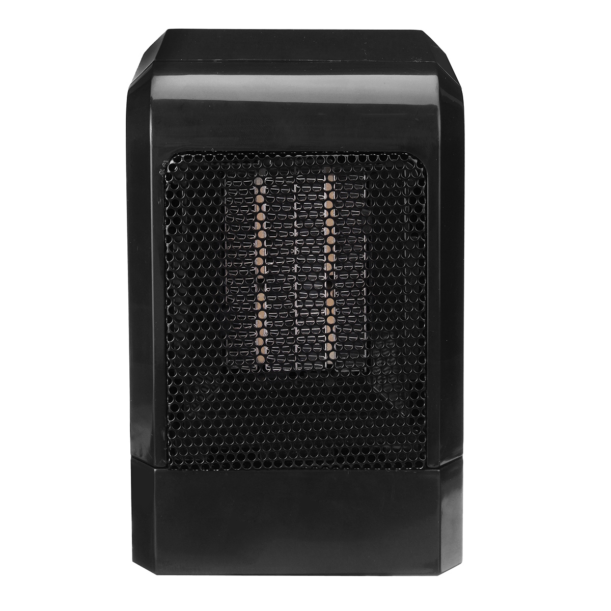 Space Heater 500W Mini Desktop Heater Ceramic PTC Heater Portable Desk Fan Heater