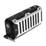 Portable Wireless Bluetooth Speaker FM Radio TF Card Handsfree Shockproof Bass Outdoors Subwoofer