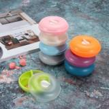 Small Pill Container Portable Plastic Travel Purse Pill Box Case Organizer 8 Colors