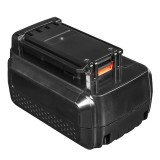 Power Tool Battery Enclosure Without Battery For DC 40V Black And Decker Li-Ion Battery