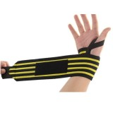 KALOAD Gym Fitness Weightlifting Bracer Wrist Belt Pressurized Joint Protect Sports Bandage Fitness