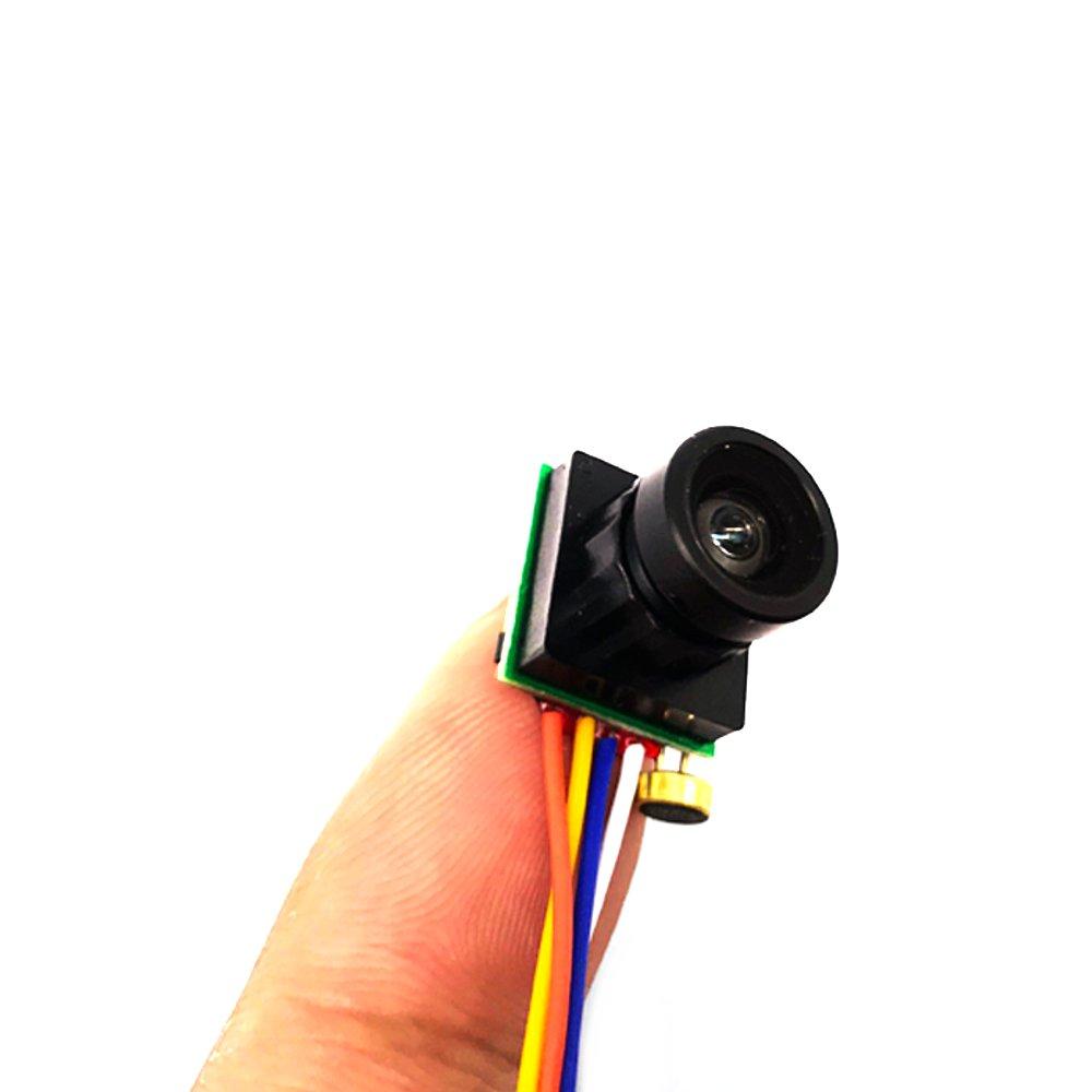 EWRF 7081VTL1S 5.8G 48CH 25mW FPV Transmitter VTX With 600TVL 5MP 1.8mm 170 Degree FPV Camera
