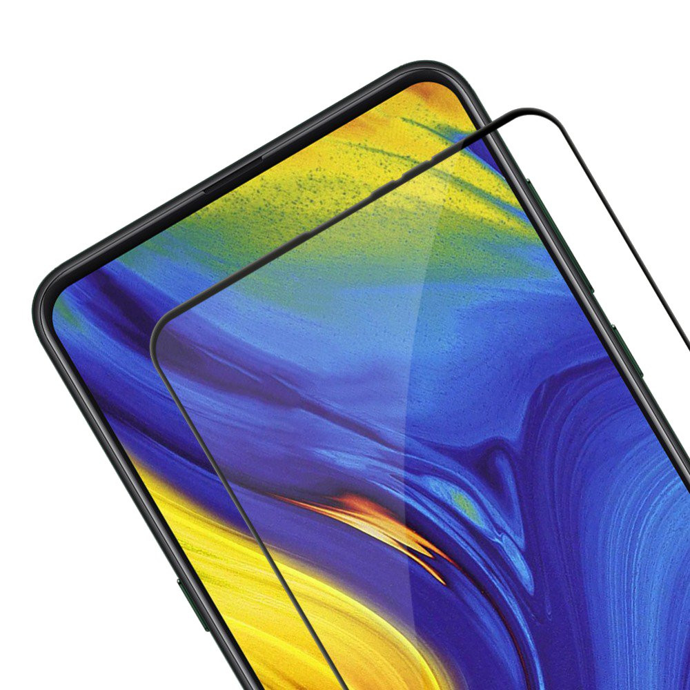 Bakeey Anti-explosion HD Clear Full Cover Tempered Glass Screen Protector for Xiaomi Mi MIX 3