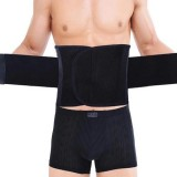 KALOAD Fitness Protection Belt Waist Support Belt Lumbar Back Posture Corrector Stress Relaxation