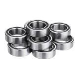 Machifit 10pcs 6700-2RS 10x15x4mm 10x16x5mm Miniature Double Rubber Seal Deep Groove Ball Bearing