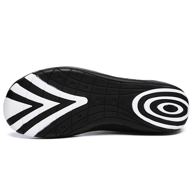 Y022 Men Summer Outdoor Anti-skid Slip-on Water Beach Trekking Walking Swimming Shoes Sneakers