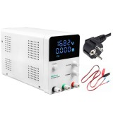 220V Mini Switching 30V 60V 5A 10A DC Power Supply 4 Digits LED Voltage Regulated Adjustable