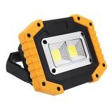 30W USB LED COB Camping Light Portable Flashlight Emergency Work Lamp Waterproof Spotlight Lantern