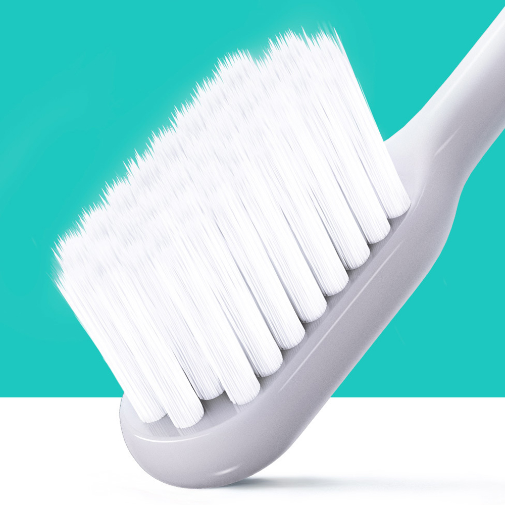 Xiaomi Doctor BET Toothbrush Comfortable Soft Grey & White to Choose Dental Care Soocas