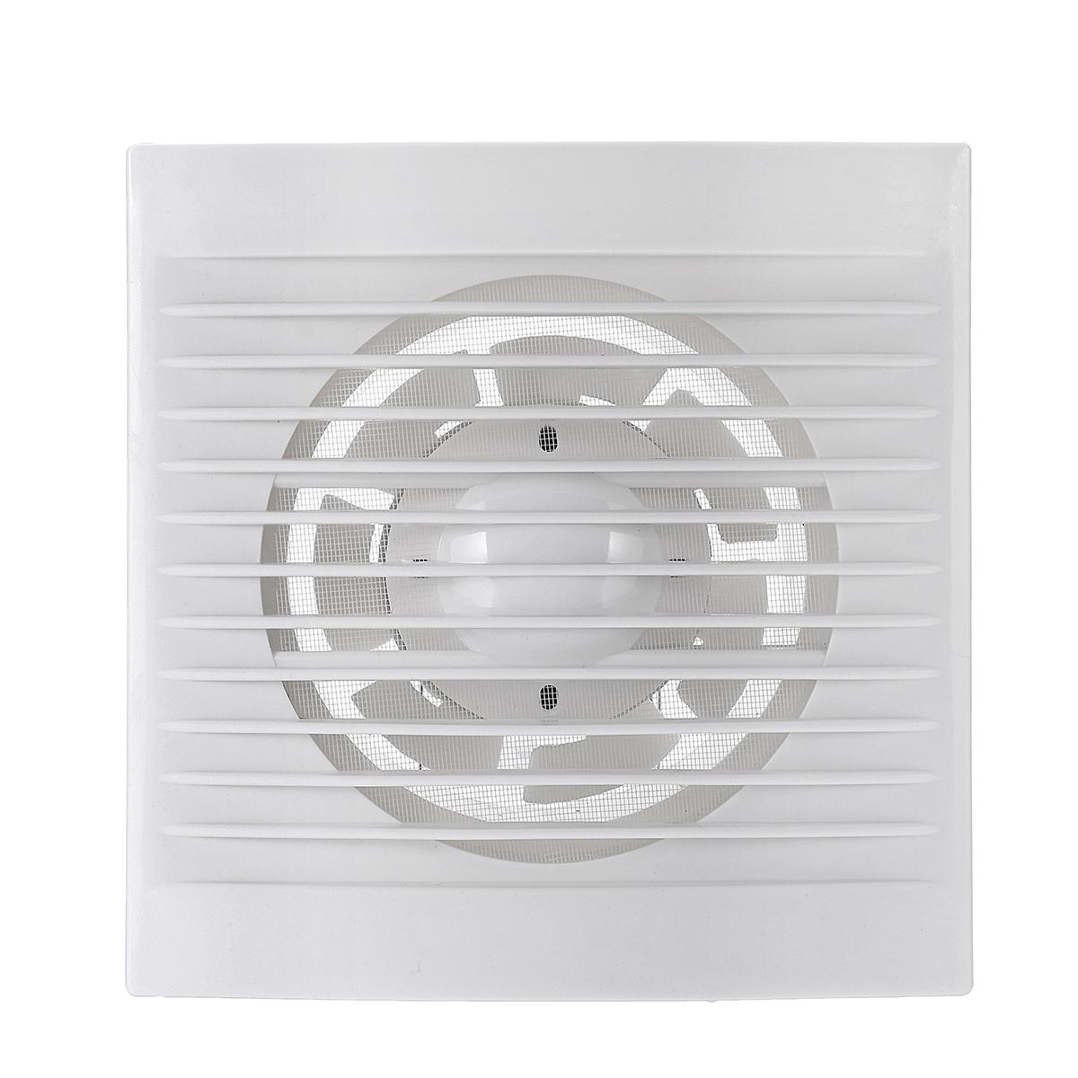 Ventilating Exhaust Extractor Fan for Bathroom Toilet Kitchen Window Ventilation Fan Air Circulator