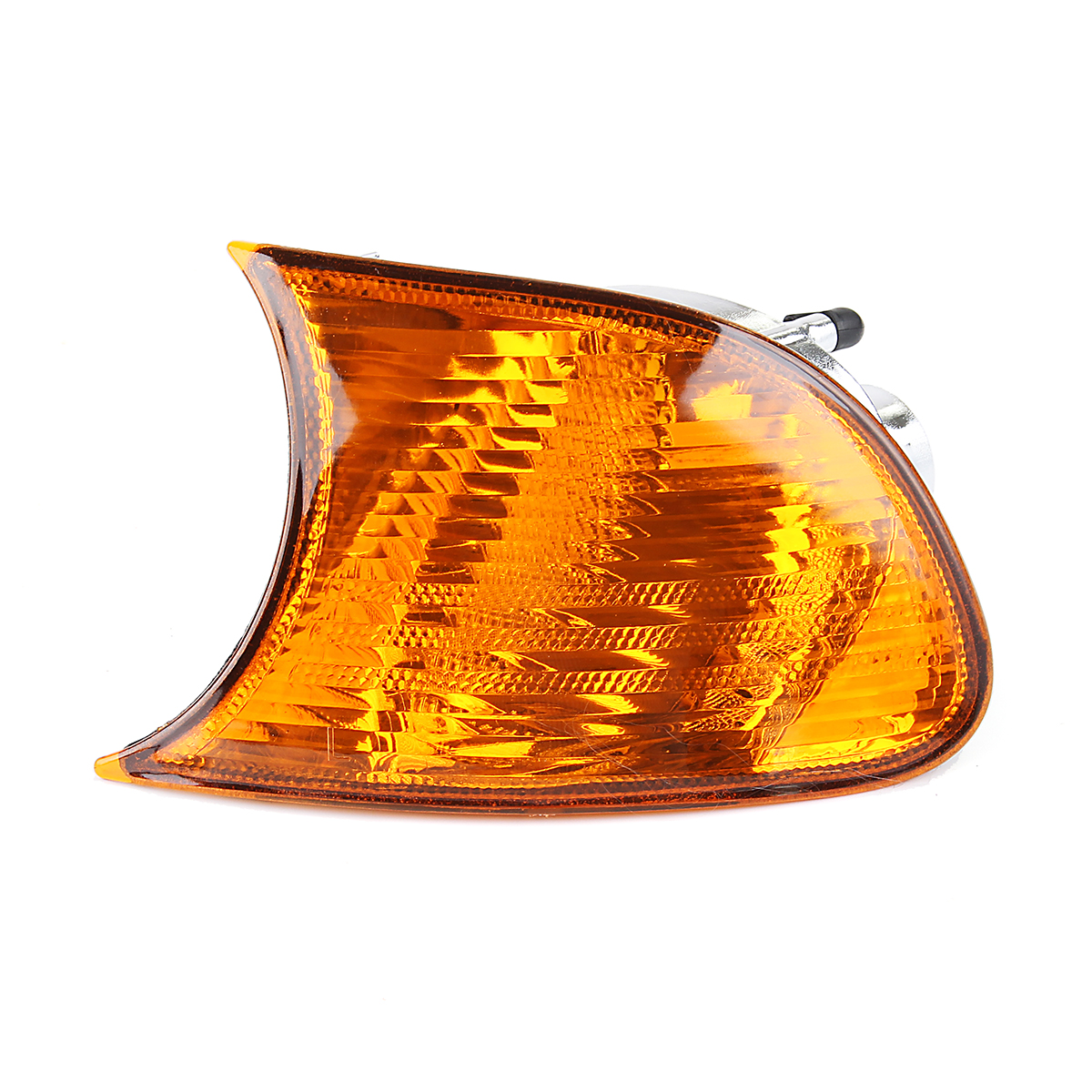 Front Left/Right Amber Parking Corner Signal Lamp Light Cover for BMW E46 3 Series M3
