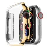 Bakeey Plating Touch Screen Hard PC Watch Cover For Apple Watch Series 4 40mm/44mm