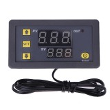 20A 12V Digital Thermostat Temperature Controller Regulator Heating Cooling Control Thermostat Instrument