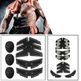 KALOAD 12V Men Women Abdominal Muscle Exerciser + Arm Muscle Exerciser Fitness Muscle Trainer