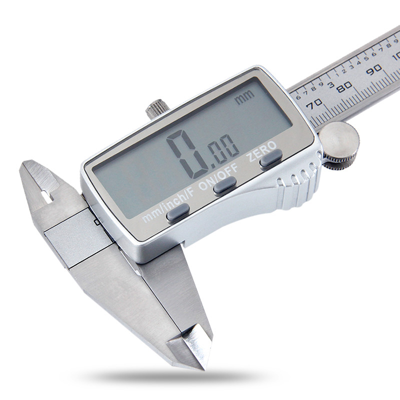 Digital Caliper 0-150mm Metric/Inch/Fraction Electronic Vernier Calipers  Stainless Steel Micrometer Measuring tools   Alexnld.com