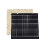253.8*241mm MK3 Heated Bed Platform Sticker With 3M Backing Glue For Prusa i3 3D Printer Part