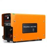 220V Portabel ARC-200IGBT Elektrisk Svetsmaskin Semi Automatisk Inverter Svetsverktyg Kit