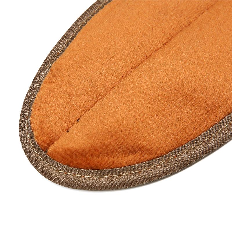 5V 8W Electric Heated Shoe Insole Warm Socks Foot Heater USB Winter Warmer 36-45