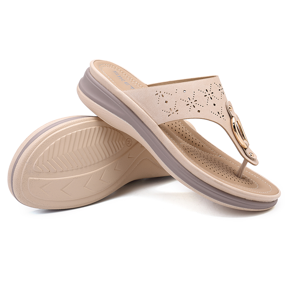 Women's Slipper Bohemian Flip Flops Beach Sandals
