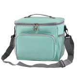 Outdoor Picnic Bag Waterproof Insulated Thermal Cooler Lunch Box Tote Lunch Food Container