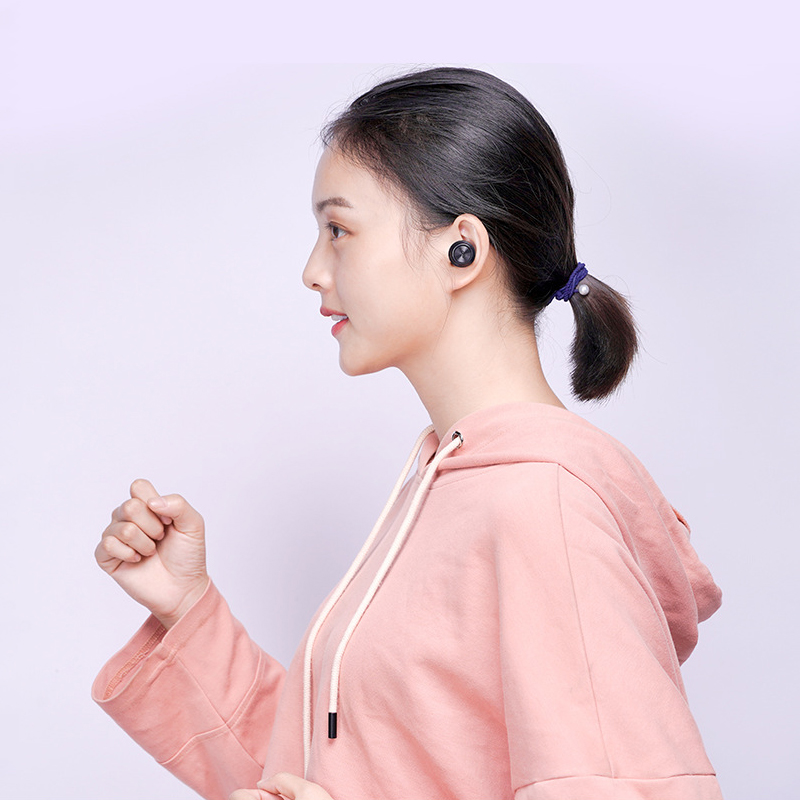 [Bluetooth 5.0] Bakeey TWS True Wireless Earphone Portable HiFi Stereo Noise Cancelling Mic Earbuds