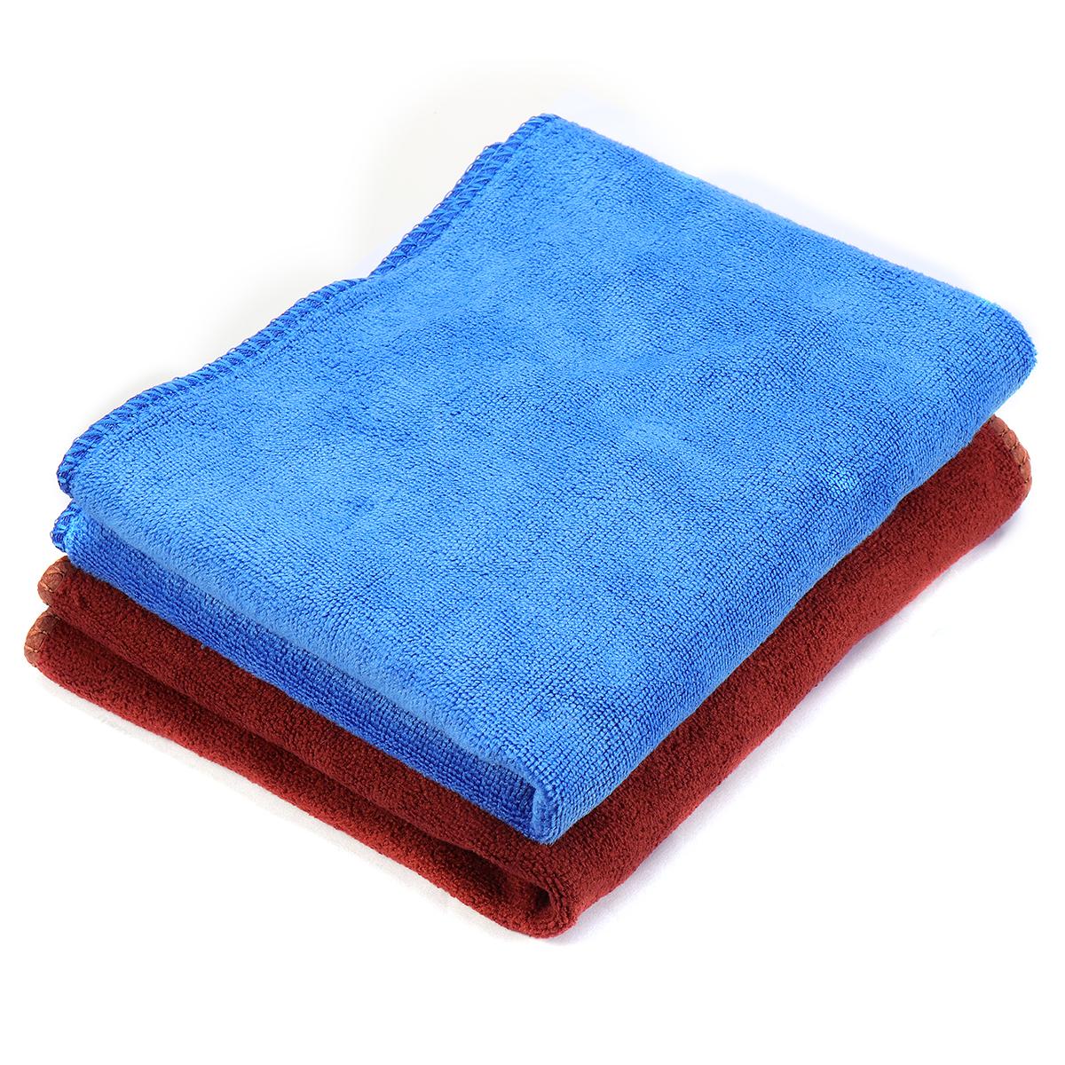 Microfiber Detailing Towels: Microfiber Cleaning Cloths No Scratch Rag Car Polishing