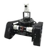 ZL-TECH ReBOT STM32 Open Source Smart RC Robot Car Wifi APP Control With 720P Camera Digital Servo