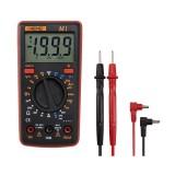 ANENG M1 Handheld Digital Multimeter AC/DC Voltage Current Resistance Transistor Continuity Test Ove