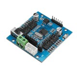 LC-LCSC-STM32 STM32 16 Steering Gear Control Board Serial Port TTL Bluetooth Wireless Host Module Computer for Arduino
