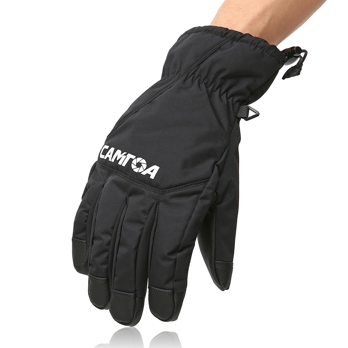 CAMTOA Winter Skiing Gloves 3M Thinsulate Warm Waterproof Breathable Snow Gloves for Men and Women