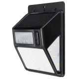 Solar Power 35 LED PIR Motion Sensor Garden Security Light Outdoor Yard Wall Lamp