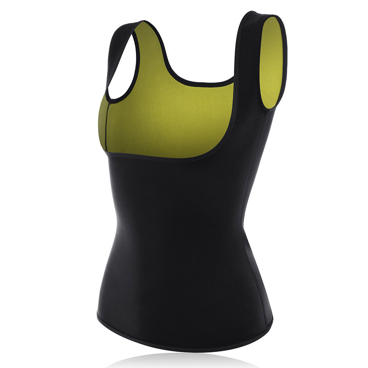 c1f8ac055a Women Slimming Vest Body Shaper Hot Thermo Sweat Neoprene Waist Trainer  Slimmer Corset