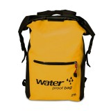 IPRee 25L Outdoor Portable Folding Waterproof Backpack Sports Rafting Kayaking Canoeing Travel Bag