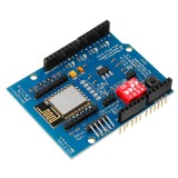 Wemos UNO R3 ESP8266 Serial Board WiFi Expansion Board ESP12E Development Board Extended GPIO