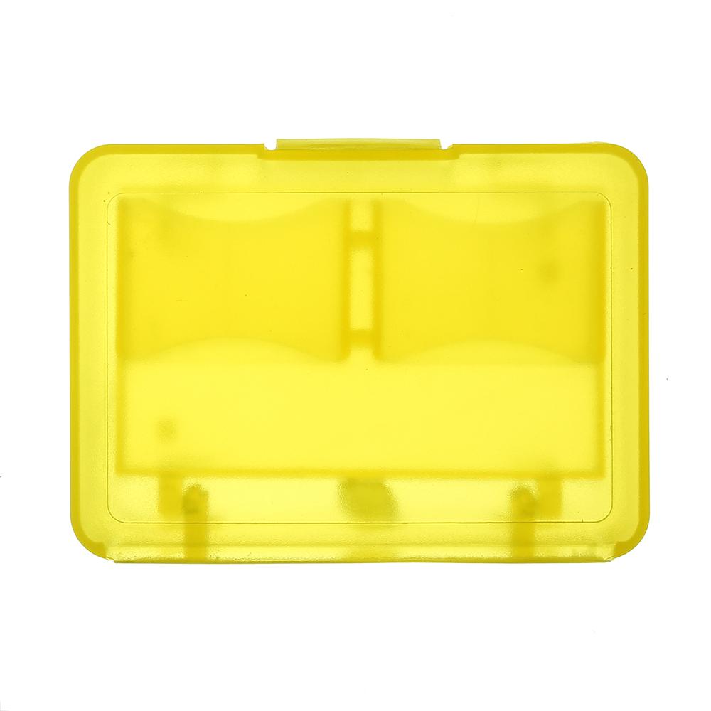 Backpacker GK-1CF4SD Portable Memory Card Receiving Box Mobile TF Card Camera CF/SD Storage Card Box