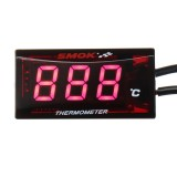 Universal LCD Digital Motorcycle Instruments Thermometer Water Temp Temperature
