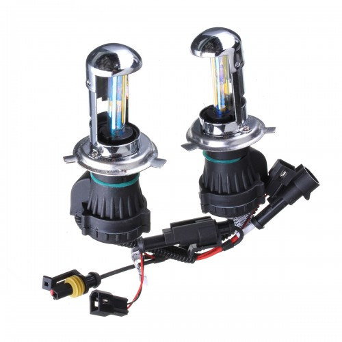 55W 4300K-15000K HID Car Bi-Xenon Beam Light Headlamp Bulb