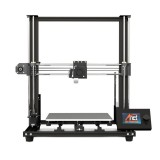 Anet A8 Plus DIY 3D Printer Kit 300*300*350mm Printing Size With Magnetic Movable Screen/Dual Z-axis Support Belt Adjustment