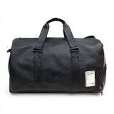 33L Outdoor Sports Gym Duffel Shoulder Bag Travel Luggage Handbag Shoe Storage Organizer Men Women