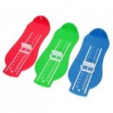 Kid Infant Foot Measure Gauge Baby Shoes Size Measuring Ruler Tool Baby Shoes Toddler Infant Shoes Fittings Gauge Foot Measure